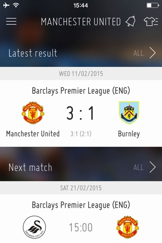 FIFA Official App screenshot 1