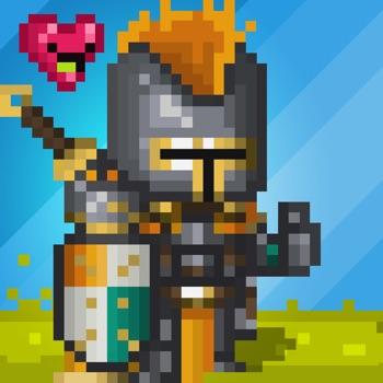 Bit Heroes app for iphone
