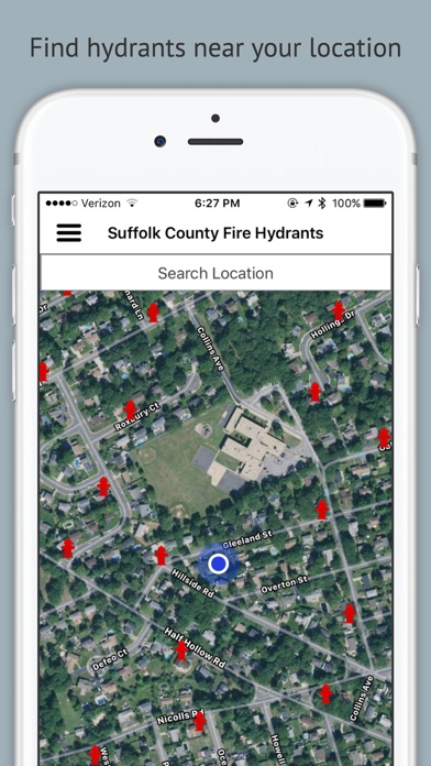 County Hydrants App Download - Android APK