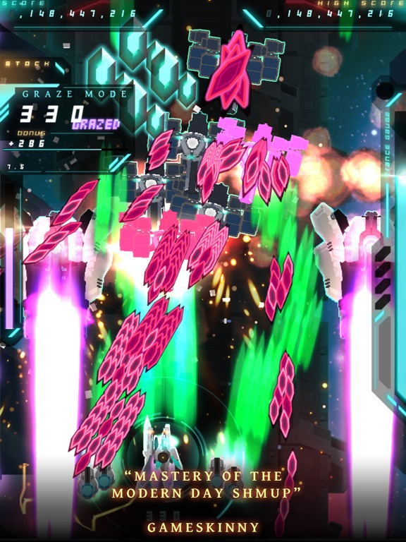 Danmaku Unlimited 3 - Bullet Hell Shooter