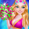 All-Star Cheerleader Dress up Games for Girl