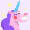 Moncho the Unicorn – Animated Stickers Wiki