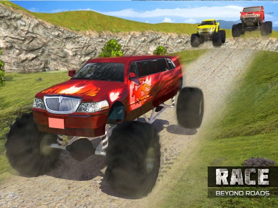 Off-road Trial Extreme Truck Racing screenshot 10