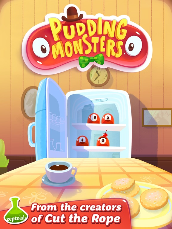 Screenshot #1 for Pudding Monsters HD