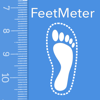 Feet Meter  measure foot length and find shoe size