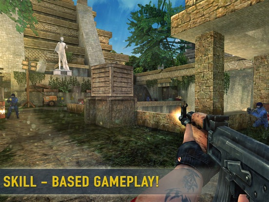 Скачать Counter Attack 3D - Multiplayer Shooter