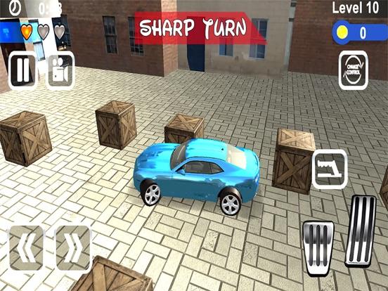 Super Car Parking Adventure Pro Screenshots