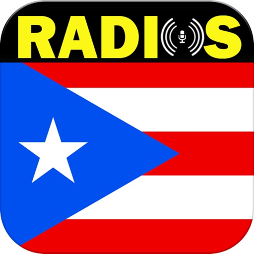 `Puerto Rico Radios: Live Broadcasters. iOS App