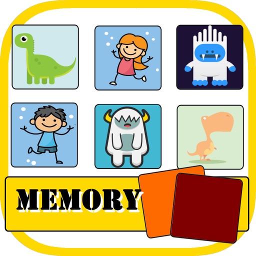 Memory Game for Kids: Kid Memory Games iOS App
