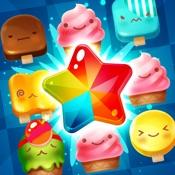 Ice Cream Mania : Match 3 Puzzle