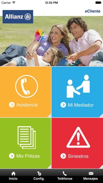 download Allianz eCliente apps 3