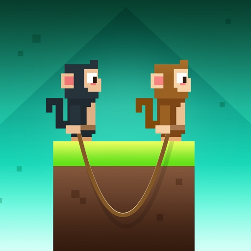 Monkey Ropes app for ipad