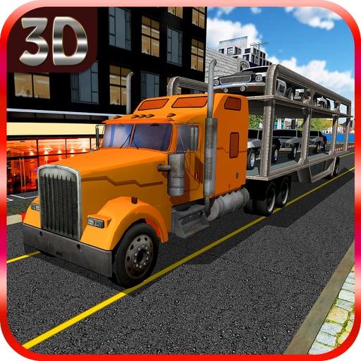 Police Cars Transporter Truck – Cargo Simulator iOS App