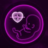 Baby Heartbeat Monitor: Fetal Heart Beat Doppler