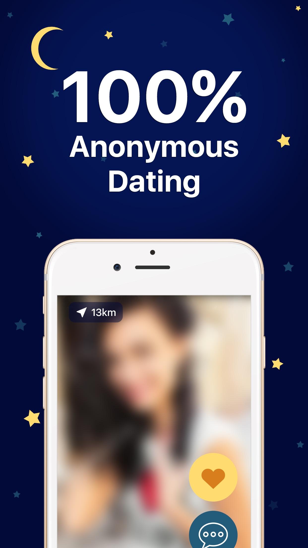 anonym dejting app