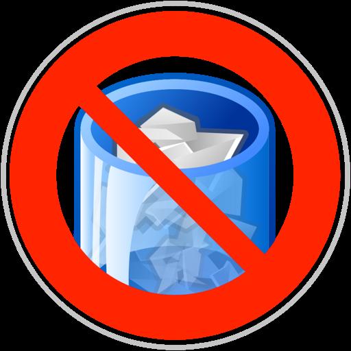 No Trash: Delete Files without Trash