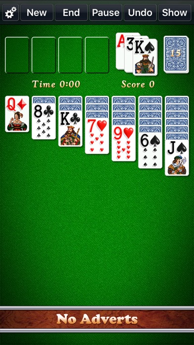 Screenshot #6 for Solitaire City (Ad Free)