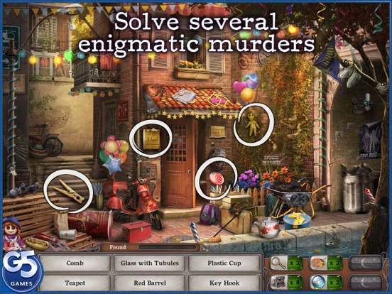 Screenshot #4 for Letters From Nowhere®: A Hidden Object Mystery