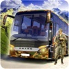 Extreme Army Bus Driver Simulator Game - Pro