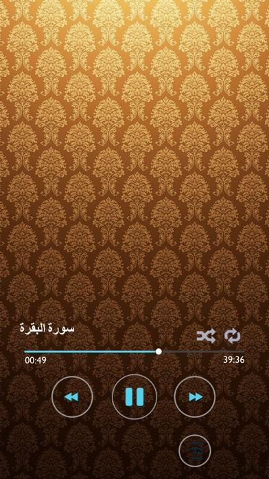 القرآن كاملاً ـ ماهر المعيقلي ـ بدون نتلقطة شاشة3