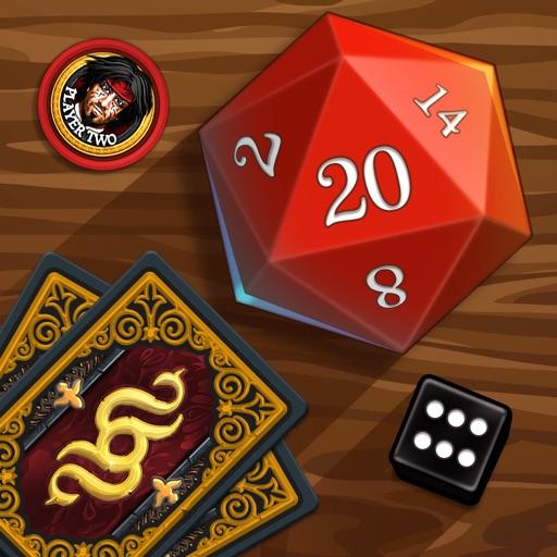 恶魔大战巫师:Demons vs. Wizards – Magic Card & Dice Game
