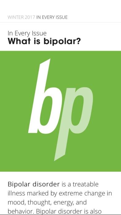 Bp Magazine For Bipolar review screenshots