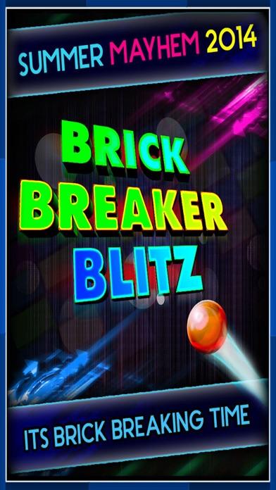 Brick Breaker Blitz Screenshot