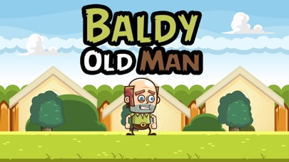 Baldy Old Man - PRO Screenshot 1