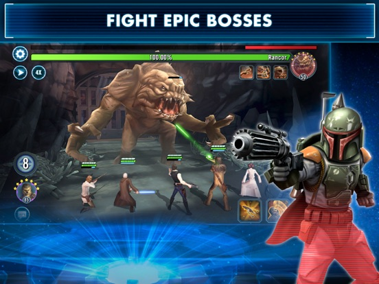 Star Wars™: Galaxy of Heroes iPad
