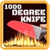 1000 Degree Knife Game