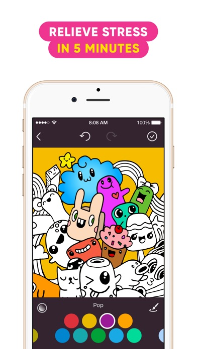 Lotus Coloring Book On The App Store
