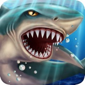 SHARK WORLD Sharks amp Jurassic animal battle games Hack Gems and Food (Android/iOS) proof