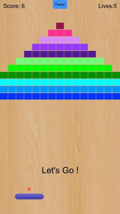 Simple BrickOut Screenshot 3