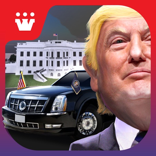 Driving President Trump 3D Simulator