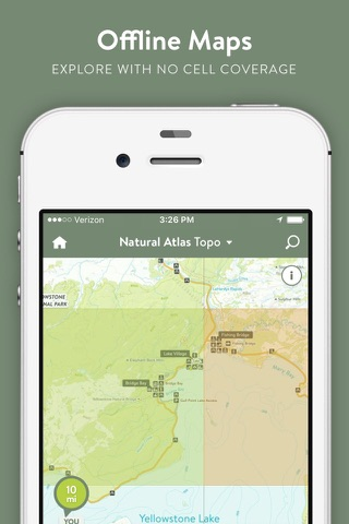 Natural Atlas screenshot 3