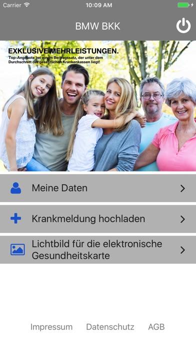 BMW BKK screenshot