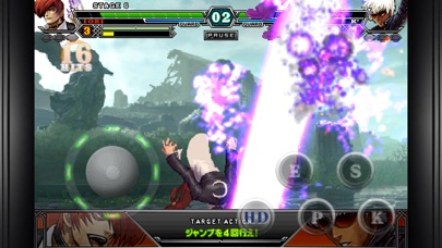 THE KING OF FIGHTERS-... screenshot1