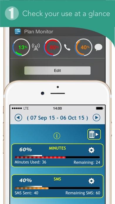 Plan Monitor Screenshots