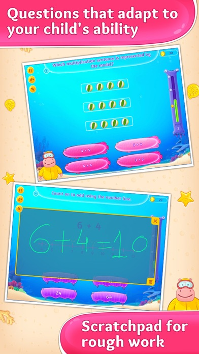 download Year 3 Maths Games for Kids appstore review