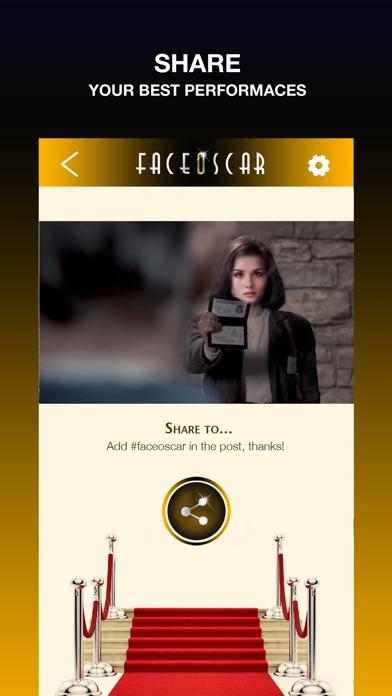 FaceOscar screenshot1