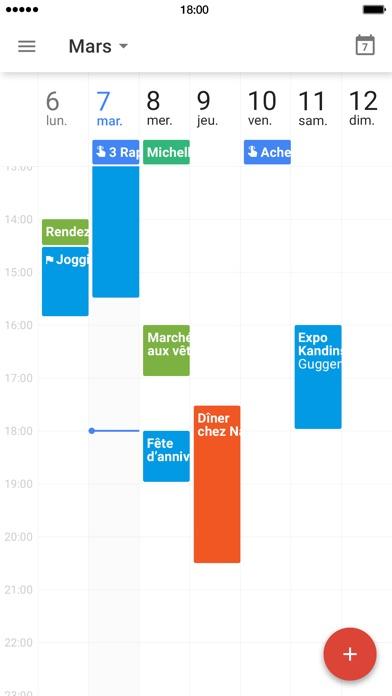 download Google Agenda apps 1