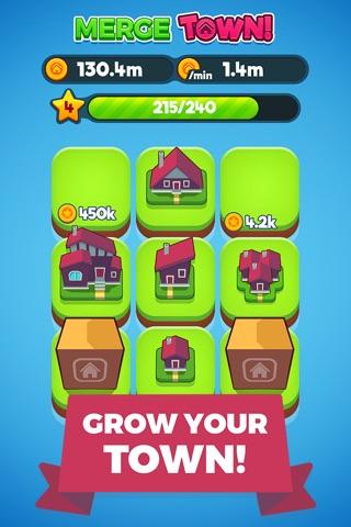 Merge Town! screenshot 4