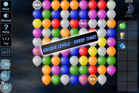 Tap 'n' Pop Classic (Lite): Balloon Group Remove screenshot 3