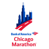Tata Consultancy Services - 2017 Chicago Marathon  artwork