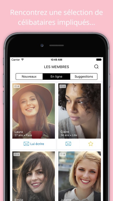download Attractive World Rencontres apps 3