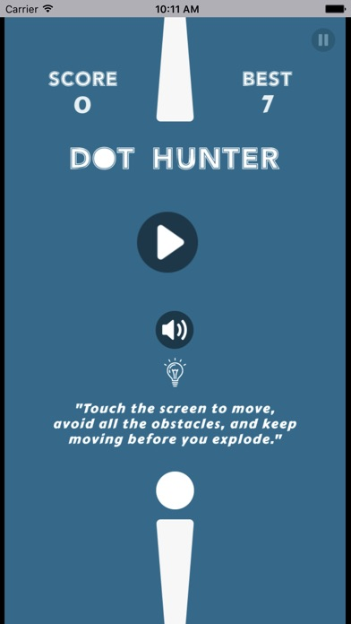 Dot Hunter screenshot 1