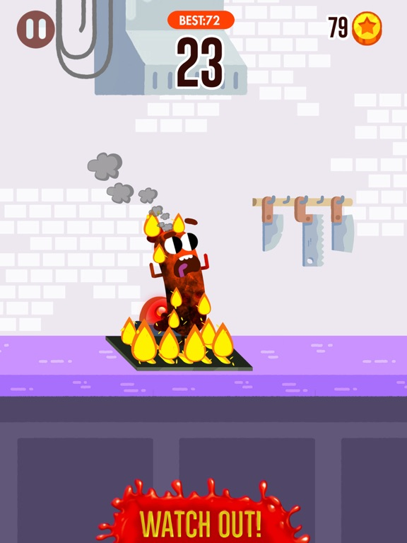 Image of Run Sausage Run! for iPad
