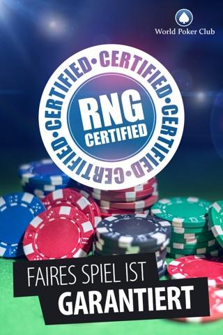 Poker Game: World Poker Club screenshot 2