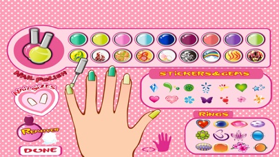 Nail Salon! screenshot 1