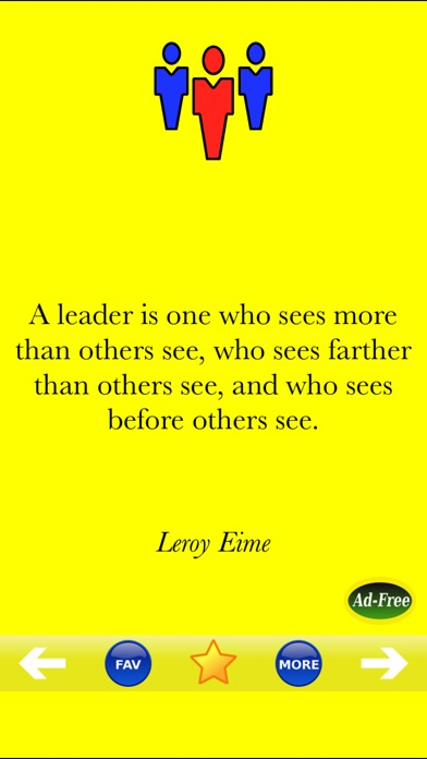 Leadership Development Quotes App Report on Mobile Action App